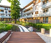 Teren zielony Anin Residence